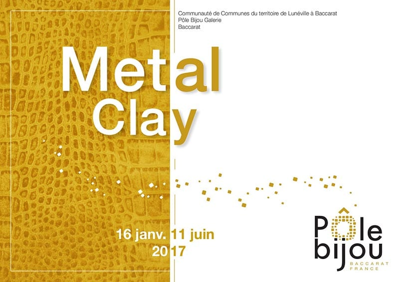 Metal Clay Baccarat, expo internationale !